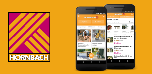 Hornbach Android