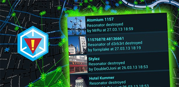 Ingress Notifier